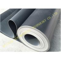 Epdm Rubber Roofing Foundation Waterproofing Membrane 1.2 Mm / 1.5 Mm / 2.0 Mm Thick