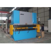 Quality Sheet Metal 250 Ton Press Brake Hydraulic Iron Bending Machine With Estun E21 NC Control for sale