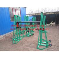 Quality Hydraulic cable drum jack  Hydraulic lifting jacks for cable drums for sale