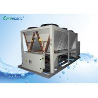 Quality Eurosatrs Industrial Water Chiller Units R22 Gas Carrier Industrial Chillers for sale