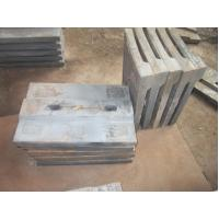 Quality Cr-Mo Steel Boltless Mill Lining System With Longer Service Life for sale