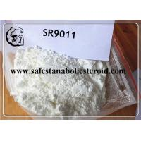 Quality 99% High Purity SARMs White Powder  SR9011 for Gaining More Muscle for sale