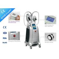 China Electronic Cryolipolysis Body Slimming Machine With Pure Water Cooling Liquid on sale