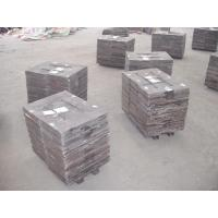 Quality Cement Plant Iron Ni Hard Liners Castings Ni-Cr4-630 HRC56 Hardness for sale