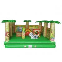 Buy New Inflatable bounce house buy direct from china manufacturer GT-BC-1841 at wholesale prices