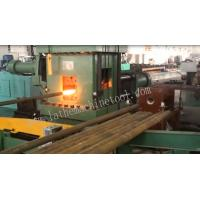 Quality Upper and lower die opening degree 200mm tube upsetting press for Oil drill pipe for sale