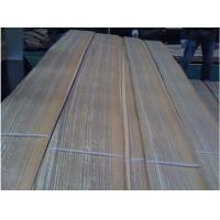 Quality Natural African Teak Wood Veneer For Top Grade Furniture for sale