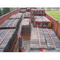 Quality Dia 4.0m Cr-Mo Alloy Steel Mill Lining System With HRC50 Hardness DF081 for sale