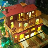 China New design miniature building model for architecture company , 3D models famous buildings on sale