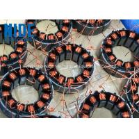 Buy cheap automatic 2 stations needle coil winding technology machine for multi-pole BLDC from wholesalers