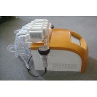 China 6 Paddles Lipo Laser Machine with Cavitation + Monopolar Rf for sale