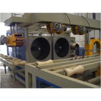 China Single Screw PE HDPE Plastic Tube Extrusion Machines For Water Hose Pipe Making on sale
