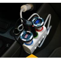 Quality 12V or 24V Car Cigarette Lighter Plug Socket/Car Charger/Car Power Splitter for sale