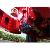 Quality 8pcs Tyres Vertical Feed Mixer Trucks For Sheep Forage 540RPM / Min Output Speed for sale