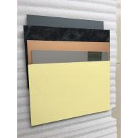 Quality External Wall Material ACP 4mm Aluminium Composite Panel With Polyester Paint for sale