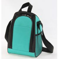 Quality 600D Lunch Cooler Bags  Bule Cooler Bag Small Cooler Bags For Child for sale