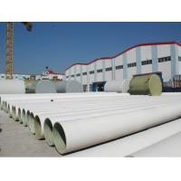 Quality FRP pipe, fiber glass reinforced plastic pipe, high quality water pipe, water treatment, anti corrosion for sale