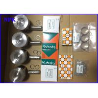 Quality Kubota V3300 Diesel Engine Piston kit With Ring 1C041-21110 Repair Part for sale
