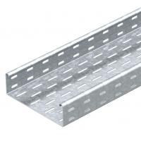 Quality Residential Building Cable Tray Perforated Type With Light Duty Corrosion Resistant for sale
