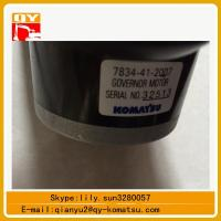 Quality excavator spare parts pc200-7 governor motor 7834-41-2007 for sale