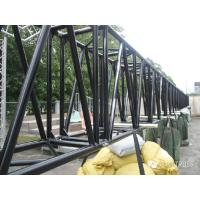 Quality Black Aluminum Square Truss 1100mm X 600mm Heavy Duty Truss For Big Event for sale