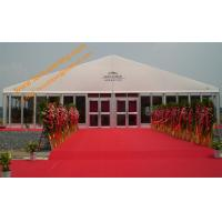 China Windproof Clear Span Tent Aluminum Event Party  Marquee Waterproof  Heavy Duty Tent on sale