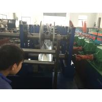 Quality 5T Hydraulic Uncoiler Cable Tray Roll Forming Machine With Press Machine for sale
