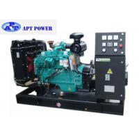 Quality 3 Phase 90kW cummins diesel generator set for home use , Open Type for sale