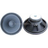 96dB 150watts Wireless Powered PA Speakers , 15'' Midbass PA Audio Speaker for sale
