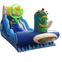 Quality 2016 hot sell  inflatable kahuna slide with 24months warranty GT-SAR-1618 for sale
