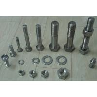 Quality UNS S21800 Nitronic 60 fasteners hardwares for sale