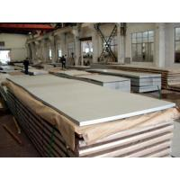 Quality ASTM / ASME Hot Rolled Stainless Steel Plate For Gas With 0.4mm - 100mm for sale