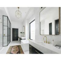 Buy cheap Supply Carrara White Quartz Surfaces from wholesalers