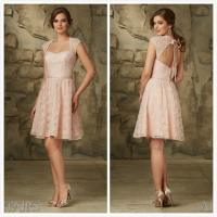 Quality Short Lace Mother of the bride dress evening dress #31065 for sale