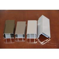 Buy Golden Aluminum Window Extrusion Profiles at wholesale prices