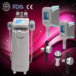 Quality cryolipolysis machine cavitation / fat loss rf beauty machine keyword / cryo skin cooling for sale