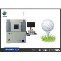 Quality CNC Programmable Detection Electronics X Ray Machine Golf Ball Inner Quality Inspection for sale