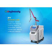 Buy cheap 532nm 1064nm 755nm Picosecond Laser Tattoo Removal Equipment With Korea Arm from wholesalers