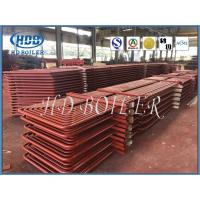 Quality Steel Boiler Spares Coal Fired High Efficient Heat Exchanger ASME Standard for sale