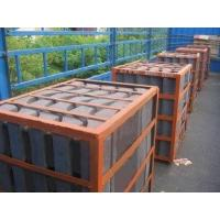 Quality Alloy Steel Castings Steel Lift Bars Moulded In Rubber Liners for sale