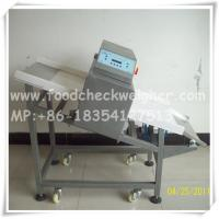 Quality metal detector for food industry,stainless steel frame,hot sales in China for sale