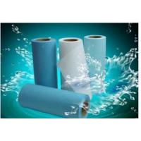 Quality Air Though Laminated Printed Non Woven Fabric Waterproof In Medical Treatment / Hygiene for sale