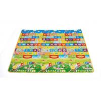 China Gym Exercise Foam Floor Puzzle Mat , Picnic Play Mat Food Grade Non Slip Surface on sale