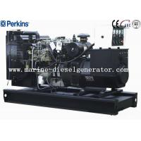 Quality 60HZ 114KVA Perkins Diesel Generator Set , 1800rpm 4 Cylinders Perkins Generating for sale