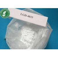 Buy cheap CAS 1165910-22-4 Oral White Sarms Steroid Powder LGD-4033 for Body-Fat from wholesalers