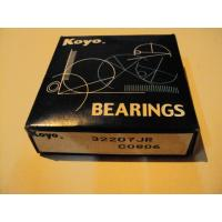 Quality Chrome Steel Single Row Taper Roller Bearings 32207JR Small Size Metric Size for sale