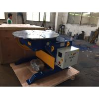 Quality 220V Welding Turn Table / welding rotating table CE certificates for sale