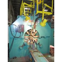Quality HFH Autoamatic Arc Light Pole Seaming and Welding Machine Used in Argetinia South American Market for sale