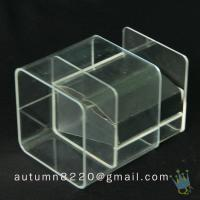 Quality BO (13) acrylic donation box for sale
