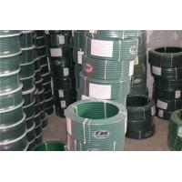 Quality Conveyor Rough Polyurethane Round Belt  For Floor And Roof Tiles Conveying for sale